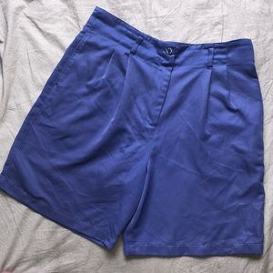 Guess VTG Pleated Golf Shorts